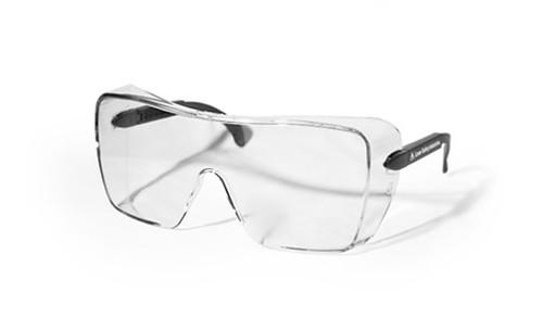 Safety Glasses Over Prescription Glasses