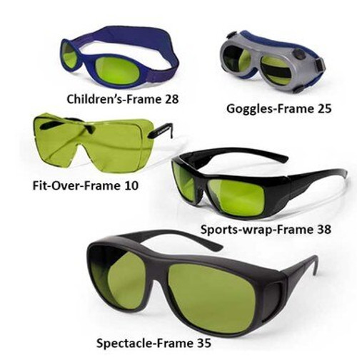 1064 nm Laser Safety Glasses and Goggles