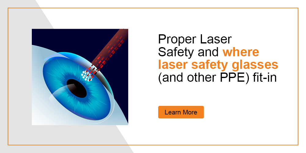 How to protect myself from lasers?
