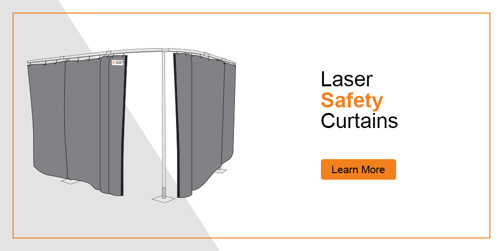 Laser Safety Curtain