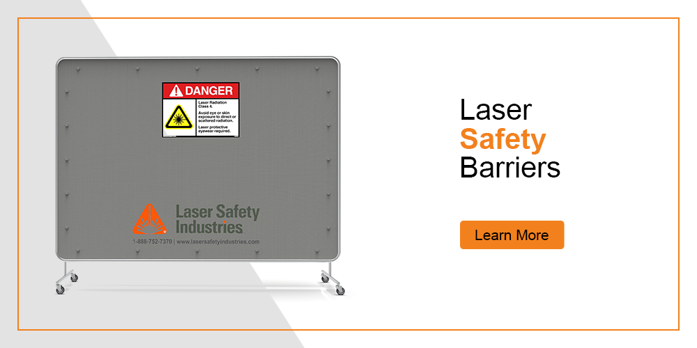 Laser Safety Barrier