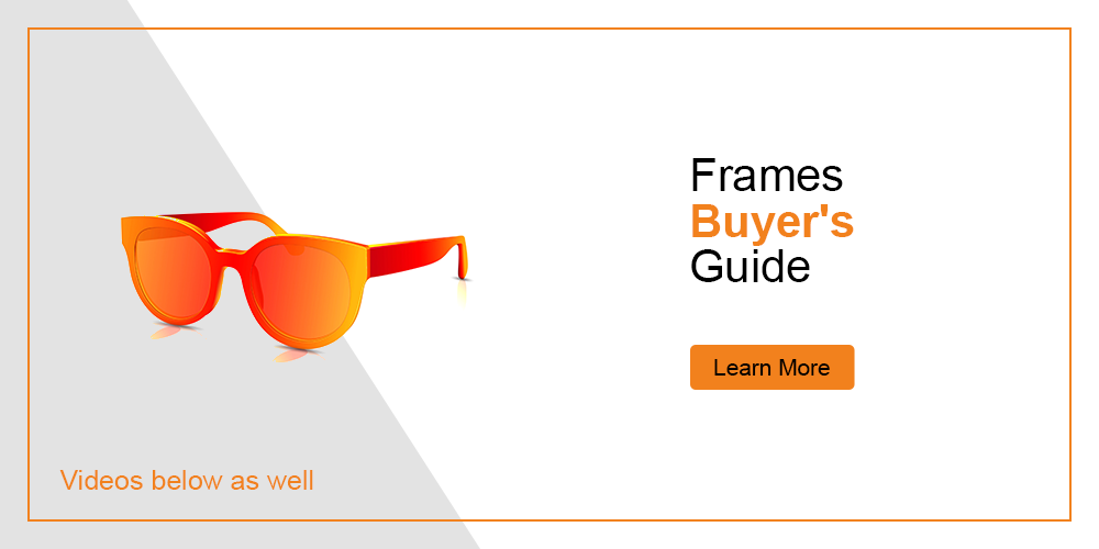 How to Select Your Frame