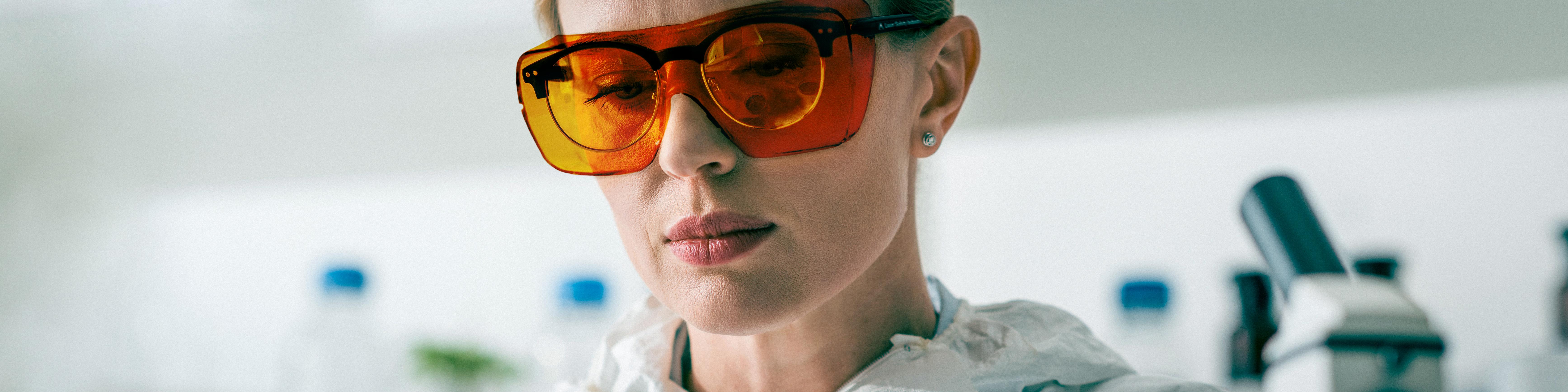 Laser Safety Fit-Over Glasses