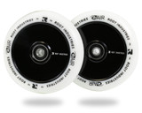 Root Industries AIR Wheels | 24mm x 110mm | White/Black