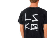 LKI Goal Tee | Black Acid