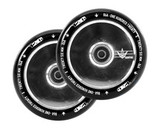 Envy Hollow Core 120mm Wheels | Polished | Pair