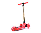i-Glide Kids 3-Wheel Scooter   Red/Gold Neo