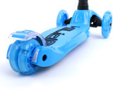 i-Glide Kids 3-Wheel Scooter | Blue/Neo-Chrome