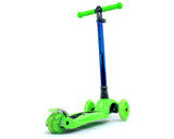 i-Glide Kids 3-Wheel Scooter | Green/Blue Neo