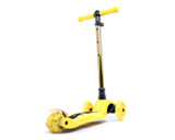 i-Glide Kids 3-Wheel Scooter | Yellow/Gold Neo