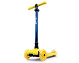 i-Glide Kids 3-Wheel Scooter | Yellow/Blue Neo