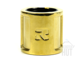Root Industries AIR Double Clamp | Oversize | Gold Rush