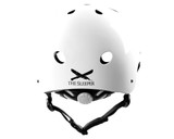 GAIN Protection THE SLEEPER Adjustable Certified Helmet | Gloss White