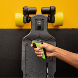 MUSCLE CAR INSPIRED the Evolve GTR Carbon is the epitome of sophistication in electric skateboard design, performance and build quality
