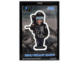 Figz Collection Sticker | #86 | Benj Friant (Snow)