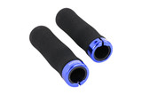 Kaabo Mantis Electric Scooter Part | Handlebar Grips (Pair) | Blue