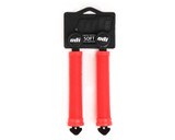 ODI Flangeless SLX Grips | 160mm | Bright Red