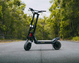 Kaabo Electric Scooter | Wolf Warrior Delta
