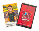 Figz Collection Sticker Pack + Trading Card | Mystery Pack