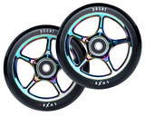 Drone Luxe 2 Wheels | 24mm x 120mm | Black/Neochrome