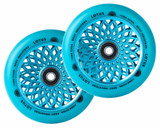 Root Industries Lotus Radiant Wheels | 24mm x 110mm | Blue/Blue
