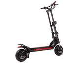 The Kaabo Wolf Warrior X Pro Electric Scooter Features A 60V 28Ah LG/Samsung Battery