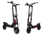 Kaabo WOLF WARRIOR X PRO  & WOLF WARRIOR 11 PLUS Electric Scooters