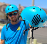 The S1 LIFER Certified Helmet is one of the best fitting and safest helmets on the market, trusted by not only our staff but the majority of professional scooter riders around the world, including the legendary Raymond Warner.