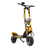 Kaabo WOLF KING 11 GOLD EDITION 72V Electric Scooter