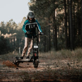 Kaabo Wolf King Gold Edition The Fastest Electric Scooter on the Planet!