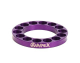 Apex 5mm Bar Riser | Purple