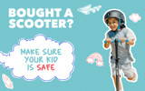 Bought A Scooter? Make Sure Your Kid Is Safe
