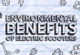 Environmental Benefits of Electric Scooters