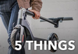 5 things you need to know before buying an Electric Scooter