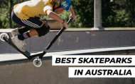Best Skateparks in Australia to try your scooter