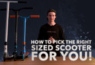 How To Choose the Right Sized Scooter.