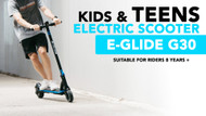 G30 Kids & Teens Electric Scooter | Review