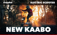New Kaabo GT Electric Scooter Models Coming Soon