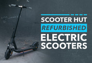 Refurbished electric scooters