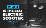 What is the best electric scooter? Top 5