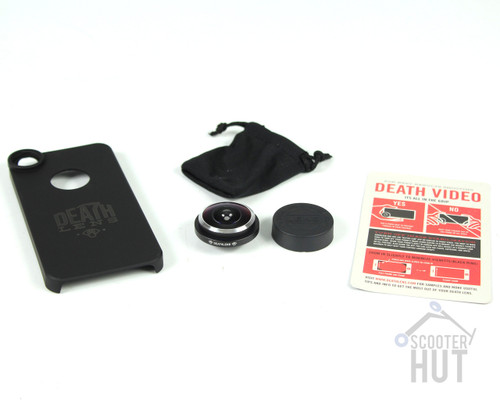 Death Lens | Fisheye Lens Kit | iPhone Series
