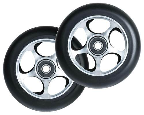 Root Industries Re-Entry Wheels | 24mm x 100mm | Black/Black