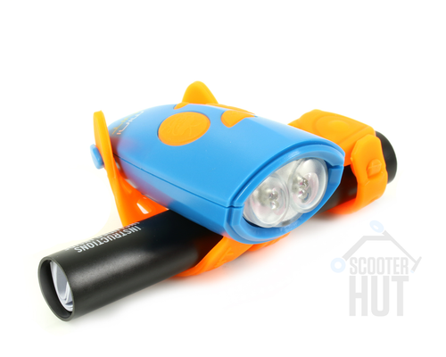 Mini Hornit | Blue / Orange