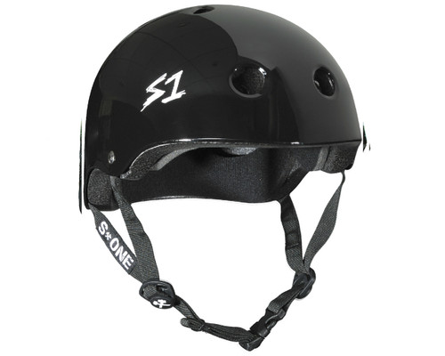 S1 LIFER Certified Helmet | Black Gloss