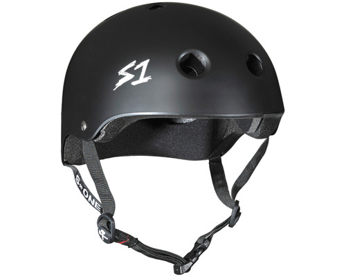 S1 LIFER Certified Helmet | Black Matte