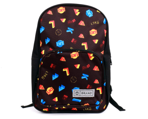 LKI Puzzle Backpack