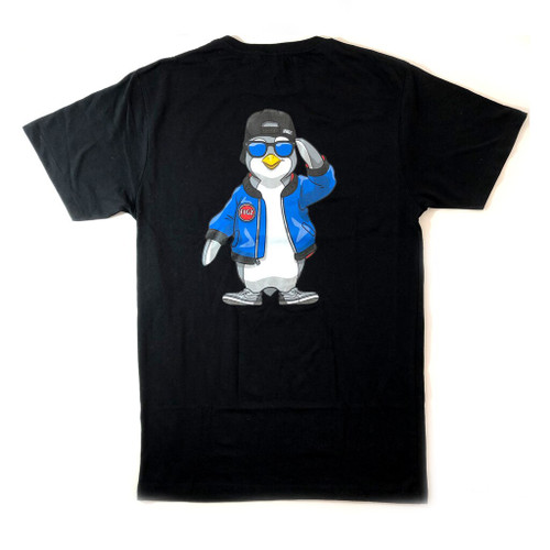 Figz Collection T-Shirt | Penguin | Youth | Back