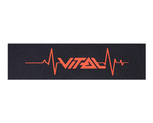 Vital Griptape | Heart Beat | Red