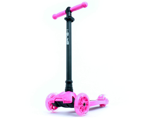 i-Glide Kids 3-Wheel Scooter | Pink
