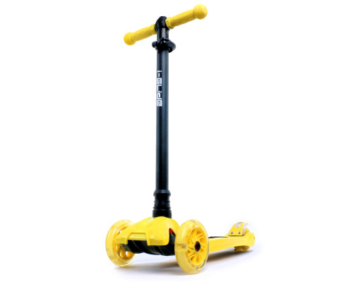 i-Glide Kids 3-Wheel Scooter | Yellow